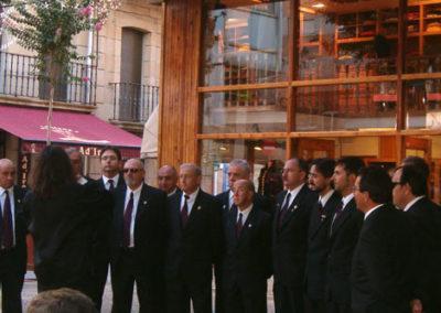 Sansenxo 2005