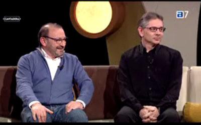 Entrevista en Cantadera al Presidente y Director del Coro San Andrés
