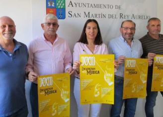 """Los """"Encuentros con la Música"""" de San Martín reunirán a 9 formaciones"""