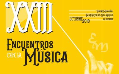 Encuentros con la Música La Nueva España
